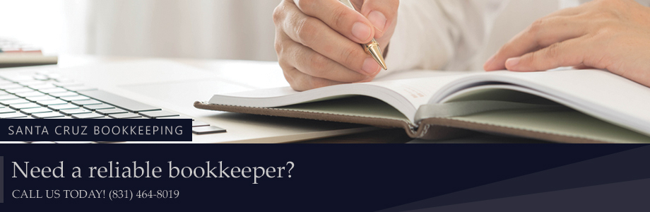 Need a reliable bookkeeper? Call us today!